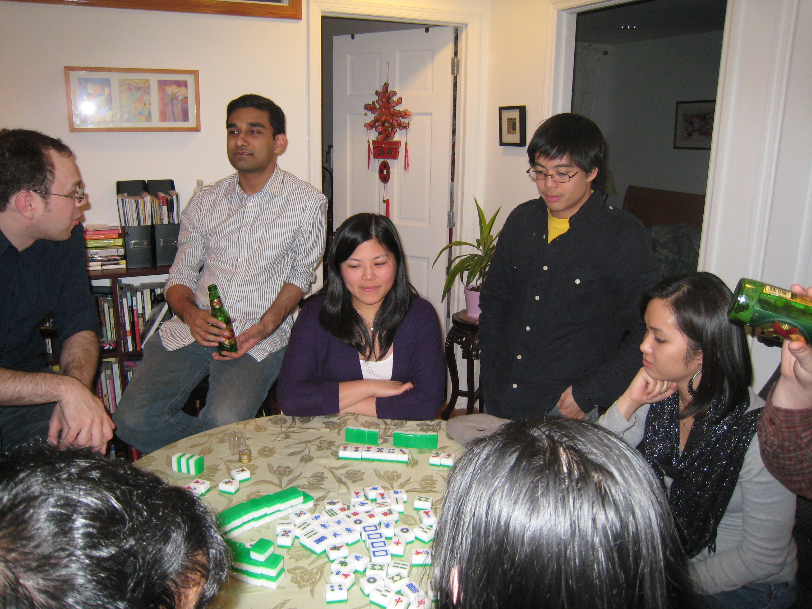 Get Your Mahjong On | 五香路 Five Spice Alley